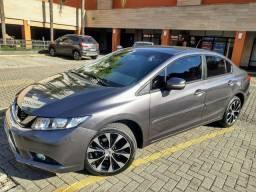 Civic LXR 2.0 Autom. 2016 com 53.000km