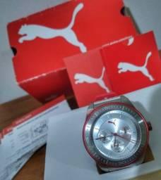 Relógio Unissex Puma Original, NOVO! (EUA) Parcele 12x