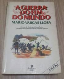 livro: A Guerra do fim do mundo