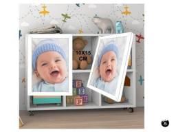 Título do anúncio: Porta Retrato Foto Bebê 10X15 - Personalizado