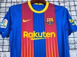 Camisa Oficial Barcelona 21/22