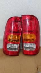 Lanterna traseira Hilux 2012 2011 2010 2009 2008 2007 2006 2005