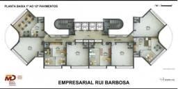 Empresarial Rui Barbosa - 3° Pavimento - Alugo a Sala ou o Andar - Proprietário