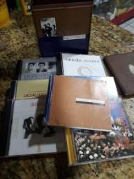 Caixa coleção cd legião urbana
