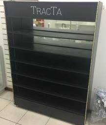 Armário em MDF Preto 250,00