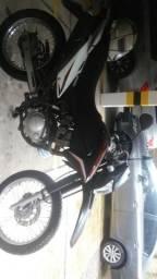 Vendo moto bros nxr 150 - 2014