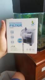 Filtro externo para aquários