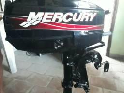 Motor 3.3 hp mercury - 2010