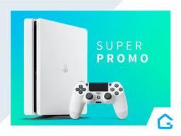 Lançamento Ps4 PlayStation 4 Slim 500Gb Branco Entrega Porto Alegre - Grande POA e Região