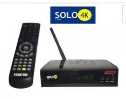 Antena Solo 4k