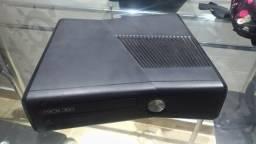 Xbox 360 Travado + Kinect + 4 Jogos Originais