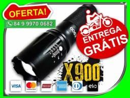 Lanterna Militar X900 Ea Original Led Cree -Entregamos-grátis