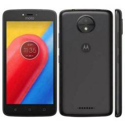 Smartphone Moto C Plus XT1726 Preto