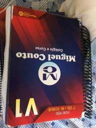 Vendo livro Miguel Couto 2018