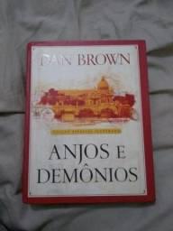 Livro Anjos e demônios (edição especial ilustrada)
