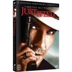 Dvd - Justified - Temporadas Completas - Original