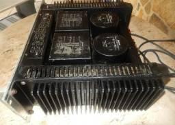 Amplificador De Potencia Polyvox Pm 5000