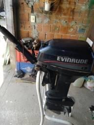 Motor 15 e bateira - 1997