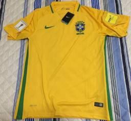 Camiseta do brasil 2017 GG