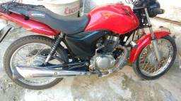 Vendo moto CG125 Reais 2800 - 2012