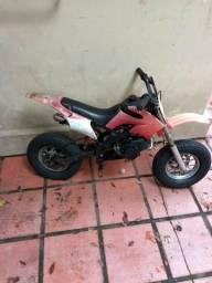 Mini moto de trilha - 2008