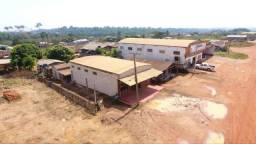 Barracão Comercial 170 M2, (KM 180) Santo Antonio do Matupi - AM