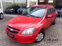 Chevrolet celta 1.0 lt 2012 4p completo unica dona - 2012