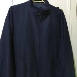 Só p/RJ-Jaqueta Polo Ralph Lauren azul marinho-tam M-USADA