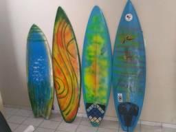 Pranchas de surf a partir de $150