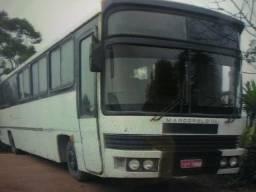 Parabrisa superior ônibus