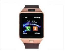 685901a402a Relógio Smartwatch DZ09 Touch Bluetooth + Fone Ear! O KIT numa super  promoção! Enregamos