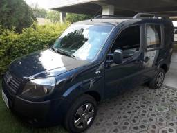 Fiat doblo 1.8 essence 6 lugares - 2014