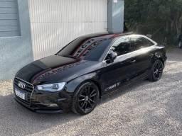 Audi A3 Sedan Ambition 2016 Teto Solar 22mil km 2.0 220cv Segundo Dono - 2016