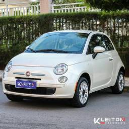 Fiat 500 Cult Dualogic 1.4 Evo (Flex) 2014/2015 - 2015