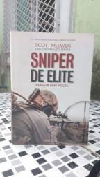 """Livro - """"Sniper de Elite - Viagem Sem Volta"""" - Novo"""
