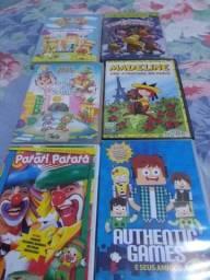 Vendo DVDs ORIGINAIS 5,00 cada