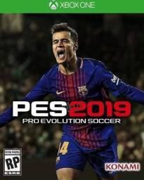 Jogo para Xbox One Pes 2019