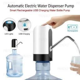 Bomba De Água Recarregável Elétrica Para Galão
