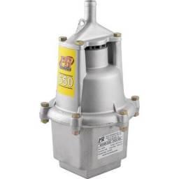 Bomba Submersa Vibratória P/ Poço Tipo Sapo Pr-650 (Novo)
