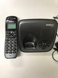 Telefone sem fio com secretaria eletrônica Intelbras Ts6130