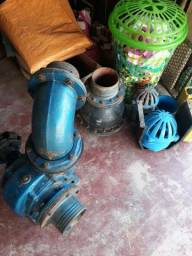 Bomba 6 polegada para motor a diesel ou trator