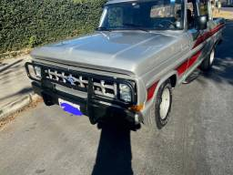 Ford F-1000 ano 82 - cabine dupla