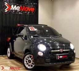 Fiat 500 Cabrio 1.4 Dualogic 2015