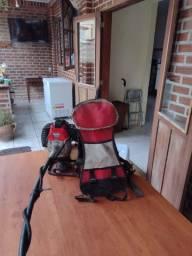 Máquina de cortar grama gasolina r$ 850