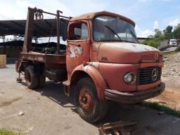 Caminhão Mercedes 1113 Brook