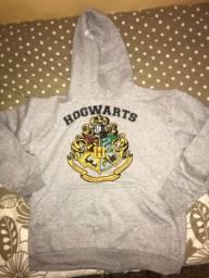 Moletom Hogwarts N. U Shop Tam P