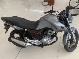 Honda fan 160 entrada de 1000 reais entrega em 07 dias leia