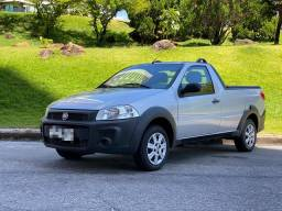Fiat strada 18/2019 working 1.4 cabine simples completo!