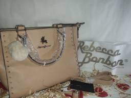 Bolsa luxo Rebecca bonbon