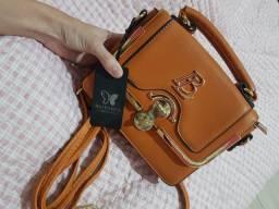 Vendo bolsa marrom